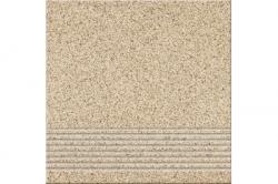 Opoczno Milton Beige Steptread lépcsőlap 29,7 x 29,7 cm