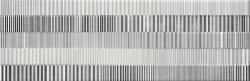 Opoczno Concrete Stripes Inserto Geo dekorcsempe 29x89 cm