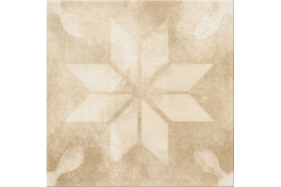 Opoczno Basic Palette Beige Pattern B padlódekor 29,7 x 29,7 cm