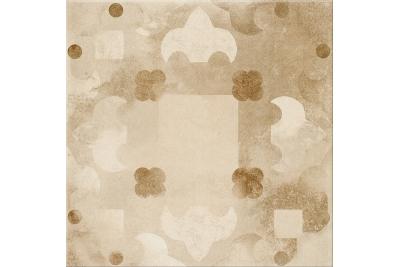 Opoczno Basic Palette Beige Pattern C padlódekor 29,7 x 29,7 cm