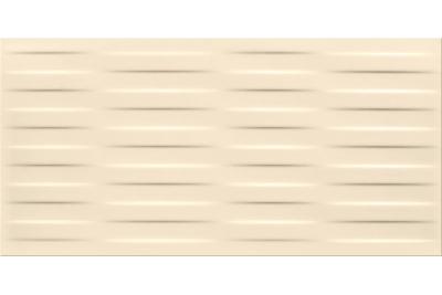 Opoczno Basic Palette Beige Satin Braid dekorcsempe 29,7 x 60 cm