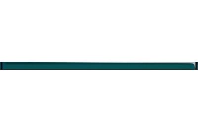 Opoczno Vivid Colours Glass Turquoise Border üveg dekorcsík 3x75 cm
