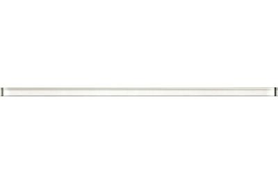 Opoczno Creamy Touch Glass White Border New üveg dekorcsík 2 x 59,3 cm