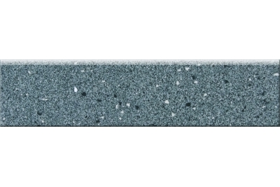 Opoczno Hyperion H10 Graphite Skirting lábazati elem 7,2 x 29,7 cm