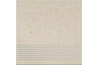 Opoczno Hyperion H3 Cream Steptread lépcsőlap 29,7 x 29,7 cm