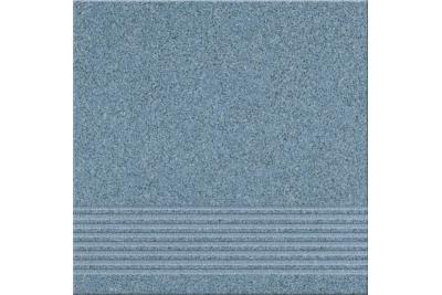 Opoczno Kallisto K8 Blue Steptread lépcsőlap 29,7 x 29,7 cm