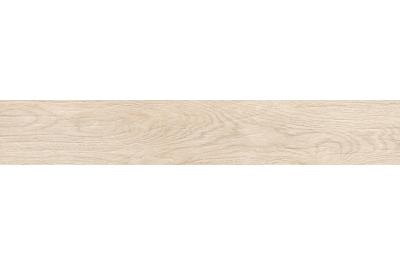 Opoczno Legno Rustico Cream rektifikált fahatású padlólap 14,7 x 89,5 cm