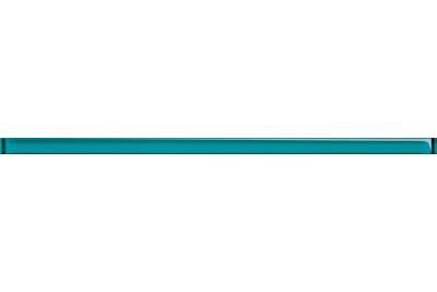 Opoczno Glass Azure Border New üveg dekorcsík 1,5x40 cm