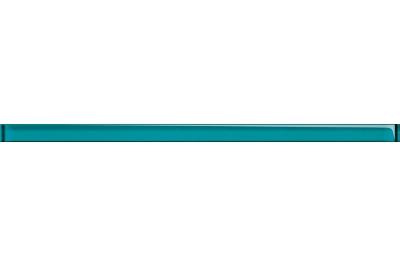 Opoczno Glass Azure Border New üveg dekorcsík 2x45 cm