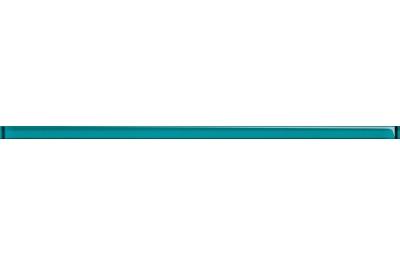 Opoczno Glass Azure Border New üveg dekorcsík 2x59,3 cm
