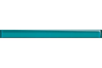 Opoczno Glass Azure Border New üveg dekorcsík 4,8x60 cm