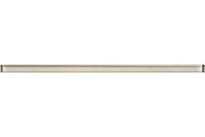 Opoczno Glass Beige Border New üveg dekorcsík 1,5x40 cm
