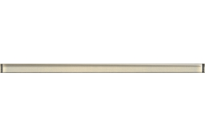 Opoczno Glass Beige Border New üveg dekorcsík 2x45 cm