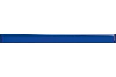 Opoczno Glass Cobalt Border New üveg dekorcsík 4,8x60 cm