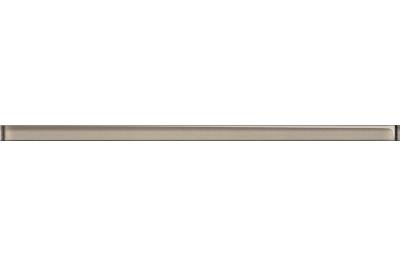 Opoczno Glass Dark Beige Border New üveg dekorcsík 2x50 cm