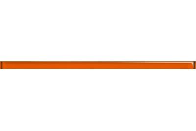 Opoczno Glass Orange Border New üveg dekorcsík 2x50 cm
