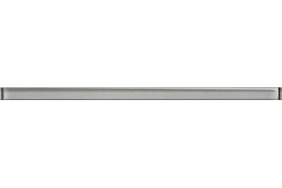 Opoczno Glass Silver Border New üveg dekorcsík 2x45 cm