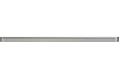 Opoczno Glass Silver Border New üveg dekorcsík 2x50 cm