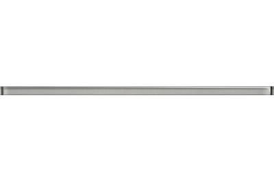 Opoczno Glass Silver Border New üveg dekorcsík 2x60 cm
