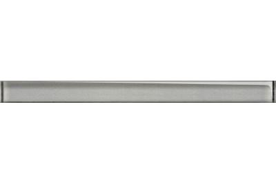 Opoczno Glass Silver Border New üveg dekorcsík 4,8x60 cm
