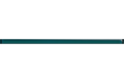Opoczno Glass Turquoise Border New üveg dekorcsík 1,5x40 cm
