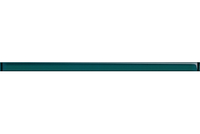 Opoczno Glass Turquoise Border New üveg dekorcsík 2x45 cm