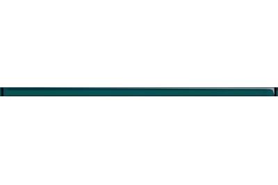 Opoczno Glass Turquoise Border New üveg dekorcsík 2x59,3 cm