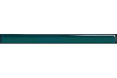 Opoczno Glass Turquoise Border New üveg dekorcsík 4,8x60 cm
