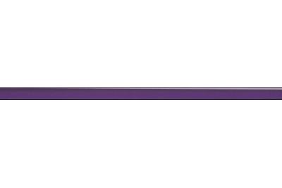 Opoczno Glass Violet Border New üveg dekorcsík 2x45 cm