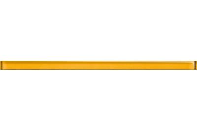 Opoczno Glass Yellow Border New üveg dekorcsík 2x45 cm