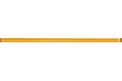 Opoczno Glass Yellow Border New üveg dekorcsík 2x59,3 cm