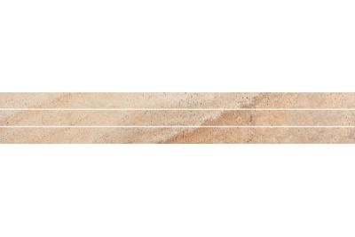 Opoczno Sahara Beige Border dekorcsík 8,7 x 59,3 cm