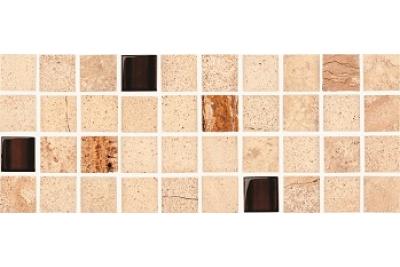 Opoczno Sahara Beige Border Mosaic 11,7 x 29,5 cm mozaik