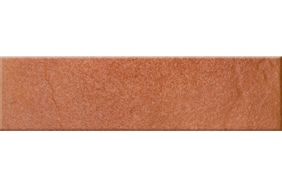 Opoczno Solar Orange Elevation 3d clinker falburkoló 6,5 x 24,5 cm